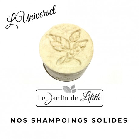 Shampoing Solide l'Universel